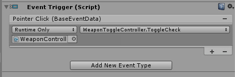 Toggle-EventTrigger